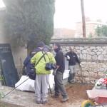 Segunda exhumación en busca de Timoteo Mendieta en el cementerio de Guadalajara