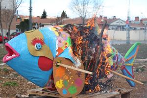 El entierro de la sardina cerrará el carnaval de Cabanillas