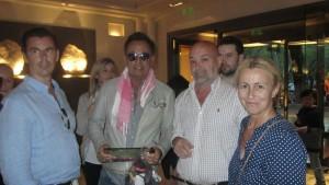 Bruce Springsteen-Peralejos Truchas