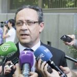Madrid, 8-07-2015.- Juan Francisco Ruiz Molina, consejero de Hacienda y Administraciones Públicas del Gobierno de Castilla-La Mancha. (Foto: Ignacio López // JCCM)