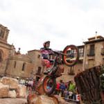 Sigüenza, acoge este fin de semana la tercera prueba del Campeonato de España de Trial