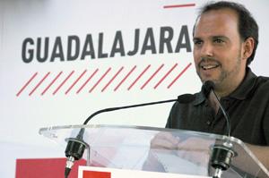 Pablo Bellido, secretario provincial del PSOE
