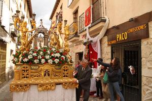 Celebración del Corpus Christi en Pastrana