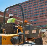 Según el ayuntamiento, la Junta aún no presentado el final de obra del aparcamiento del hospital