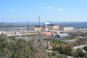 La Central Nuclear de Trillo ha comenzado con su 29 recarga de combustible