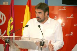Rafael Esteban Santamaría .Secretario de Organización del PSOE de Guadalajara