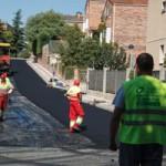 El Ayuntamiento renovará el asfalto de las calles Cifuentes y Constitución este verano