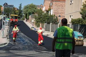 Vuelve la operación asfalto