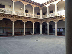 El Liceo Caracense, fue sede del museo provincial durante muchos años