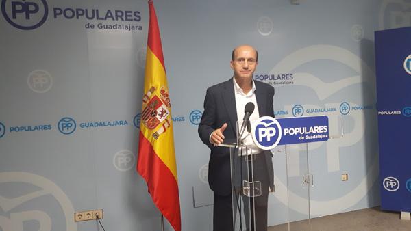 El hasta ahora senador por Guadalajara Juan Pablo Sánchez vuelve a la Subdelegación del Gobierno