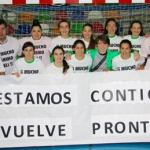 Nueva victoria de la chicas del Alovera en su cancha (3-0)