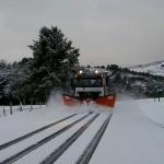 Activado el METEOCAM en toda la región ante la previsión de nevadas