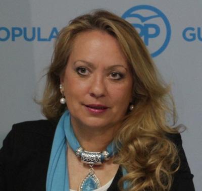 Aurea Hormaechea. Portavoz del Grupo Popular en el Ayuntamiento de Azuqueca de Henares