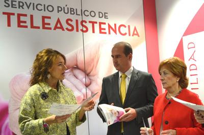 La Atención a la Dependencia crece en Guadalajara un 21%