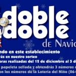 """Se busca a los ganadores de """"El Doble, El Doble de Navidad"""" de FEDECO"""