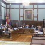 El último pleno de la Diputación fue para aprobar los presupuestos