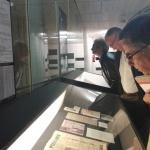 """La exposición """"Buero, Guadalajara siempre al fondo"""" llega a la sala de arte de la Delegación de la Junta que toma el nombre del dramaturgo"""