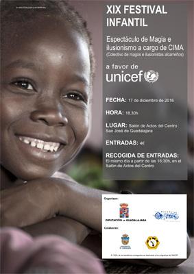 Festival a beneficio de UNICEF