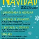 Este jueves, Zambombada, villancicos, chocolate y la visita de Papá Noel en 'Navidad en la calle'