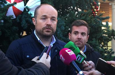Alejandro Ruiz, portavoz de Ciudadanos pide cambios en los patronatos de Cultura y Deportes