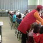 369 alumnos tendrán comedor escolar esta Navidad