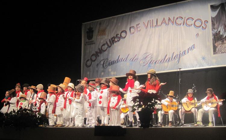18 agrupaciones participaran en el concurso de villancios de Guadalajara