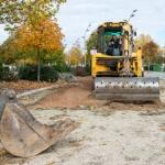 Empiezan las obras de los nuevos aseos públicos del Parque de Ferias de Marchamalo