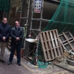Molina de Aragón recupera el casco urbano con ayuda de Fomento
