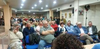 Asistentes a la nueva plataforma Primarias en el PSOE