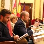 """""""Habemus presupuestos"""": a favor PP y C´s, en contra PSOE y Ahora Guadalajara"""