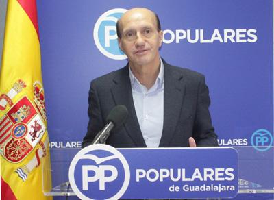 Juan Pablo Sánchez volverá a ser nuevo el subdelegado del Gobierno en Guadalajara
