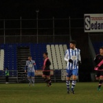 El Rayo Vallecano ganó el I Trofeo de Navidad de Fútbol (0-4)