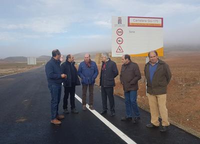 Casi 26 millones de euros para el arreglo de carreteras en la zona de Sigüenza
