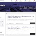 La Diputación pone en marcha el nuevo Boletín Oficial de la Provincia
