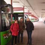 Ahora Guadalajara propone la R-2 como línea de transporte público
