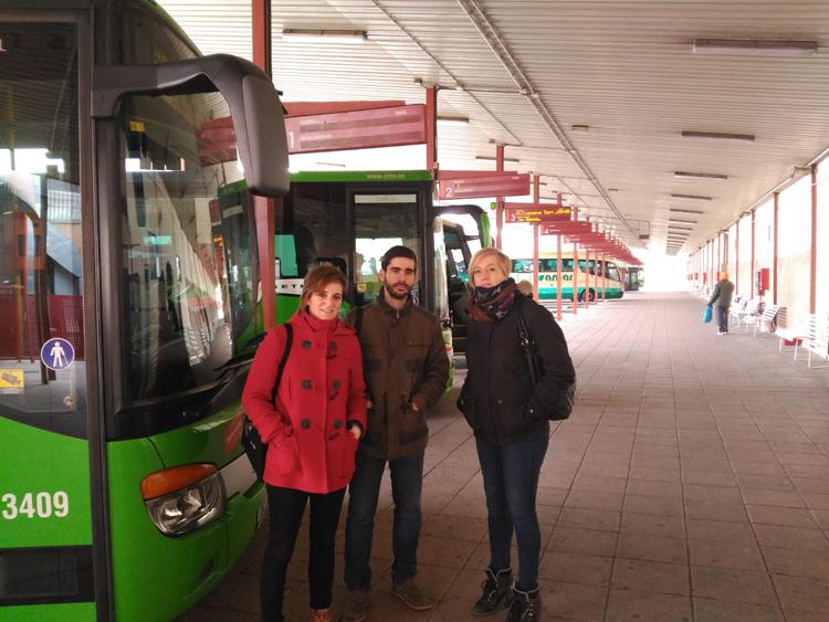 Ahora Guadalajara propone usa la R-2 para una linea de transporte público a Madrid