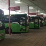 Los menores de 30 años disfrutarán de reducciones del 50% en el precio de los billetes de autobús