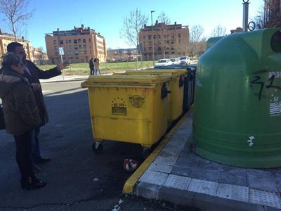 Pronto se iniciarán las obras de soterramiento de contenedoros en Azuqueca