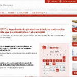Azuqueca mejorará su web municipal