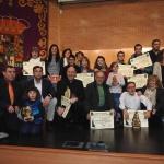 Los belenistas entregan sus premios a los mejores nacimientos de la provincia
