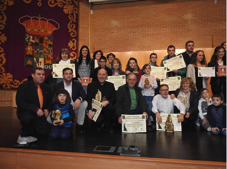 Entrega de premios de la Asociación de Belenistas (Foto: Asociación de Belenistas)
