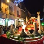 Todo listo para celebrar la tradicional Cabalgata de los Reyes Magos de la capital