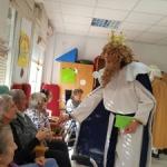 Los Reyes Magos ya han pasado por el Centro de Día de Cabanillas