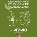 """La Diputación de Guadalajara edita el número 47-48 de """"Cuadernos de Etnología de Guadalajara"""" en formato digital"""