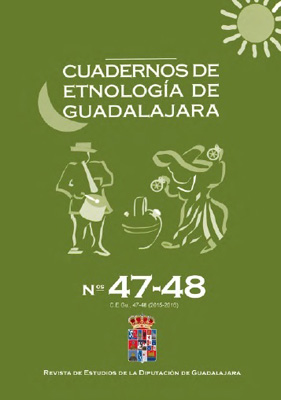 Cuadernos de Etnología está editado por la Diputación Provincial