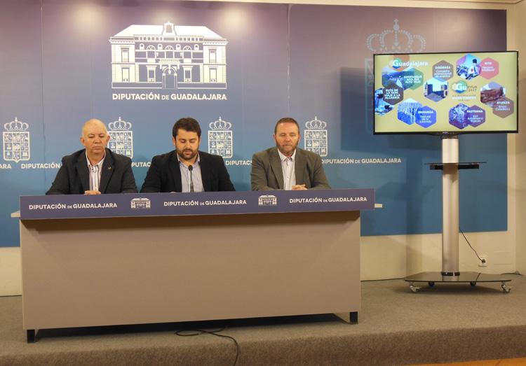 Presentación de la presencia de Guadalajara en FITUR