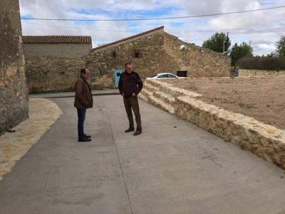 La Diputación ha mejorado la pavimentación y redes en ocho pueblos de la provincia