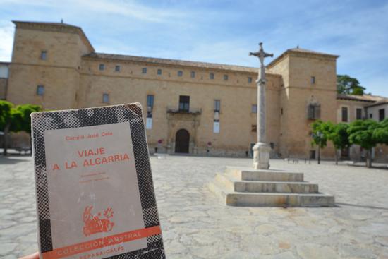 Pastrana, palacio de los duques de Éboli y Plaza de la Hora