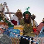 Cabalgatas de Reyes Magos a lo largo y ancho de la provincia