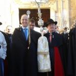 San Antón y San Sebastián toman las calles de Jadraque